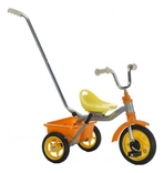Italtrike Driewieler ital passenger 1040 gry/or m/stang