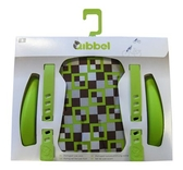 QIBBEL  Duoonderdeel  stylingset luxe checked achter