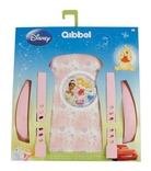 Qibbel Stylingset Luxe Achterzitje Princess Dreams
