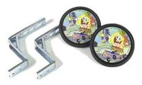 Zijwielen Kinderfiets 12/20 Inch Spongebob