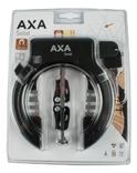 AXA Slot  ring solid kpl zwart krt