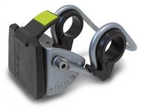 Basil Mandd bas stuurhouder easy system 22-31.8mm zwart