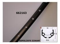 Weinmann Velg 26 ri zac19 alm atb zw 32/14 db 24mm
