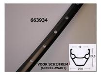 Rigida Velg 26 ri zac2000 alm atb zw 32/14 eb 24mm disc