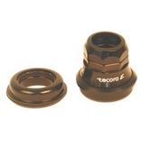 Tecora balhoofd set met schroefdraad 1.1/8 inch