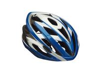 AGU Helm trabuco blauw/wit (58-62 cm)