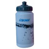 Mirage bidon aqua 600cc zwart/wit