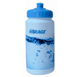 Mirage bidon aqua 600cc blauw/wit