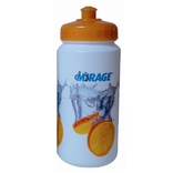 Mirage bidon thirst 600cc orange disc