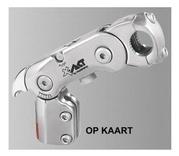 X-ACT Stuurpen ahead  1  110 verst open zilver