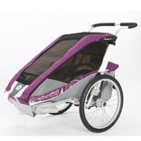 Chariot cts cougar 1 basis purple/silver/grey