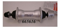 Shimano Naaf  voor deore xt 36g uitv zilver