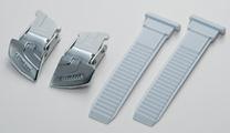 Shimano Buckle/strap set universeel model: 2010