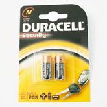 Duracell batt lr1 1,5v n verpakt per 2 op blisterkaart