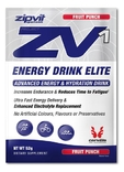 Zipvit zv1 energy drink elite fruit punch 52gr