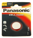 PANASONIC Batterij pana knoop cr2450 lithium