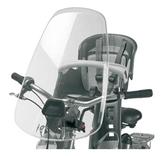 Polisport Duo  voor bilby m/windscherm zwart