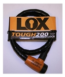 lox Slot  kabel snake tough 200 100x15 7005 zwart