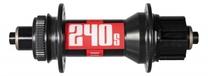DT Swiss Naaf dt achter 240s atb 32g center single zwart 135/5mm