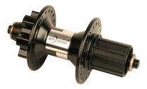 DT Swiss Naaf dt achter 540 tandem 40g disc zwart 140/5mm