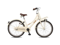 Bike Fun Load Meisjes 24 Creme 3-Speed