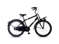 Bike Fun Load Jongens 24 Zwart 3-Speed