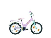 "Fiets bike fun  16"" princess meisjes roze 16PRINC20"