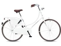 "Fiets bike fun  26""  oma remnaaf wit toer-tour 260MA-1 48cm"