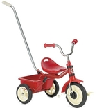 Ital Trike driewieler 1040 class rood