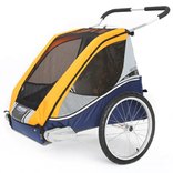 Chariot cts cabriolet basis navy/silver/red