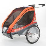 Chariot cts corsaire 2 basis orange/grey/silver
