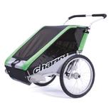 Chariot cts cheetah 2 basis green/black/silver