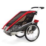 Chariot cts cougar 1 basis red/silver/grey