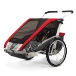 Chariot cts cougar 2 basis red/silver/grey
