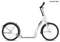 "AUTOPED BIKE2GO 20"" WIT"