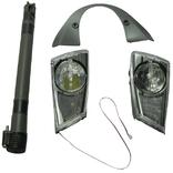 Trek Bontrager Satellite Forklight Light Sets Batterij