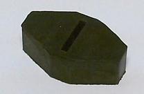 Bofix 293105 Rubber Spartamet 6 stuks
