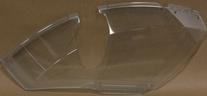 Gazelle Jasbeschermers Transparant 28 Inch met slotgat