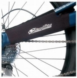 CHAINSTAY PROTECTOR SWING ARM - ZWART