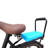 Flo en Zo fietskussen