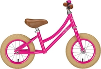 Loopfiets Little Rebel Kidz Pink