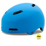 Giro Helm Quarter MIPS Mat Blauw M
