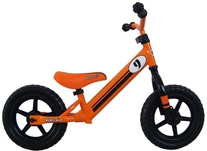 Loopfiets Little Rebel Racing Orange
