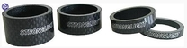 STRONGLIGHT SPACER SET 1 1/8 CARBON 5/10/15/20 MM
