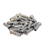 Spaaknippel 14 Sapim Aluminium Grijs 100 Stuks