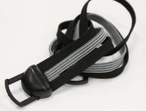 Snelbinder Power Zwart/Donker grijs - Donker zilver/Zwart