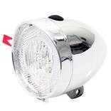 Union koplamp UN-4900 Retro plus batterij chroom