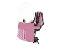 Windscherm classic sweet pink