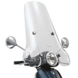 Windscherm Vespa LX 50/125/150 Hoog Helder Origineel