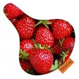BikeCap zadelhoes Strawberries